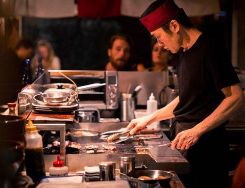 Japanese Master Chef